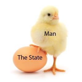 Man vs. State