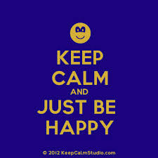 Just Be Happy