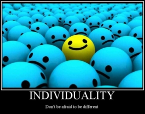 Individuality in a Political System