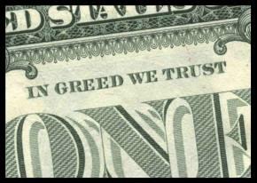 Greedy Giving?