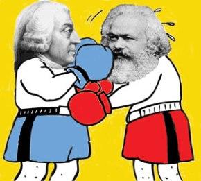 Communism or Capitalism?